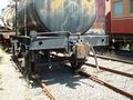 BP 4 Wheel Tank Car